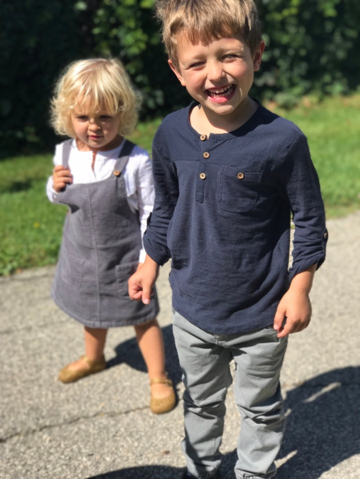 Outfitting That Style SavvyToddler…